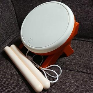 Wii U - 太鼓の達人 Wii U タタコン 太鼓 バチ セット
