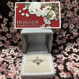 HERKIMER DIAMOND MINES リング(リング(指輪))