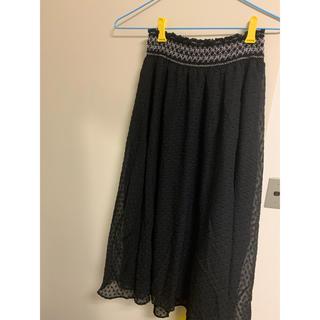 マジェスティックレゴン(MAJESTIC LEGON)のMAJESTIC LEGON 長いスカート(ロングスカート)