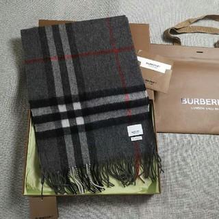BURBERRY - BURBERRY マフラー/ショール
