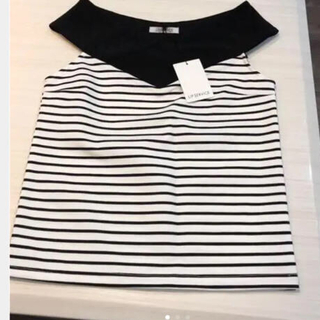リップサービス(LIP SERVICE)のLIP  トップス(Tシャツ(半袖/袖なし))