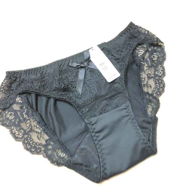 aimer feel(エメフィール)のエメフィール サニタリーショーツ 黒 レディースの下着/アンダーウェア(ショーツ)の商品写真