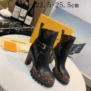 ルイヴィトン(LOUIS VUITTON)のLV  ブーツ  22.5-25.5cm (ブーツ)
