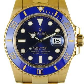 ROLEX - ☆本日値下げ☆男の時計の自動名表の潜航者