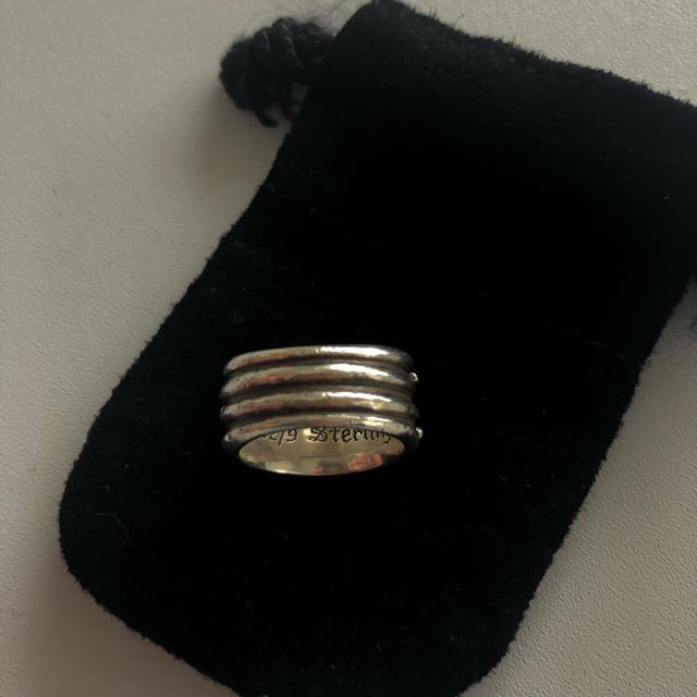 Chrome Hearts(クロムハーツ)のペット様専用 クロムハーツ ダガーリング 13号 メンズのアクセサリー(リング(指輪))の商品写真