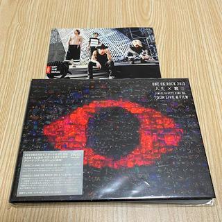 """ワンオクロック(ONE OK ROCK)の「ONE OK ROCK 2013""""人生×君=""""TOUR LIVE&FILM」(ミュージック)"""