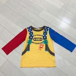 HOT BISCUITS - ミキハウス HOT.B 長袖Tシャツ 90