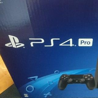 PlayStation4 - プレイステーション4Pro CUH-7100BB01 Jet Black 1TB