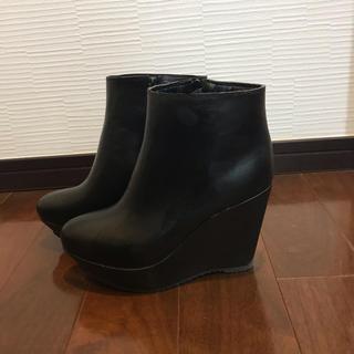 ヴィヴィアンウエストウッド(Vivienne Westwood)のショートブーツ23 M(ブーツ)