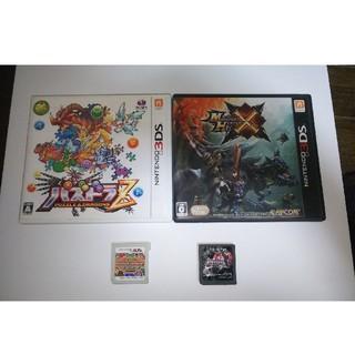 ニンテンドー3DS(ニンテンドー3DS)の3DS ソフト まとめ売り (家庭用ゲームソフト)
