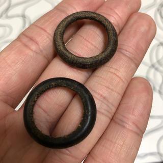 ゴローズ(goro's)のゴローズ  レザーリング(リング(指輪))