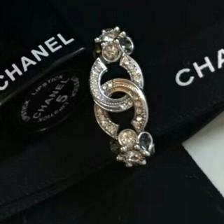 シャネル(CHANEL)のChanelシャネル リング 指輪 正規品(リング(指輪))