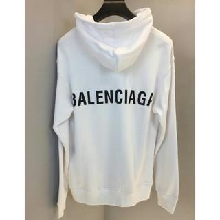 Balenciaga - 薄手 男女兼用パーカー シンプル カジュアル