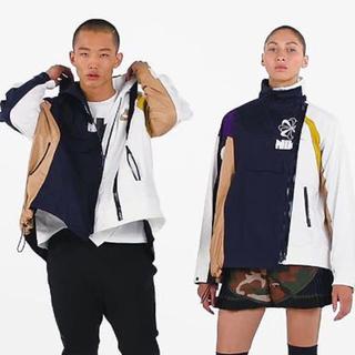 サカイ(sacai)のサカイ x ナイキ 19AW ジャケット Sサイズ 新品(ナイロンジャケット)