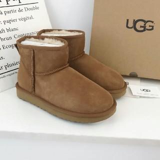 UGG - ✿ 超可愛い  UGG クラッシックショート デニム ✿