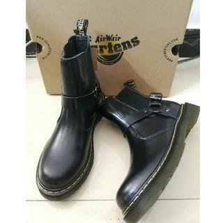 ドクターマーチン(Dr.Martens)のDr. Martens ドクターマーチン 大人気 チェルシーブーツ 黒 uk4(ブーツ)