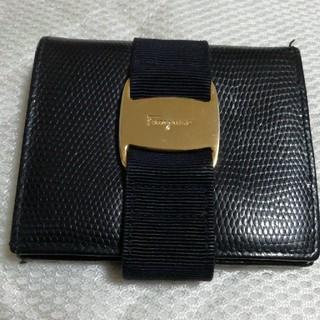 サルヴァトーレフェラガモ(Salvatore Ferragamo)のFerragamo二つ折り財布(財布)