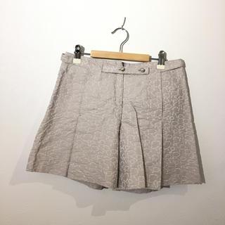 ロペ(ROPE)のROPE 柄 ベルト付き ショートパンツ #Cattleya(ショートパンツ)