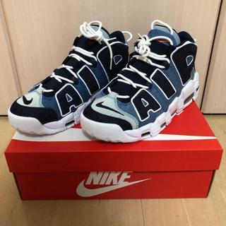 NIKE - 28cm NIKE AIR MORE UPTEMPO 96 QS DENIM