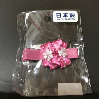 mikihouse - ミキハウス☆新品未使用☆ヘアピン miki house ☆ 超美品