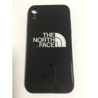 ザノースフェイス(THE NORTH FACE)のThe North FaceノースフェイスiPhoneガラスケース #N1(iPhoneケース)