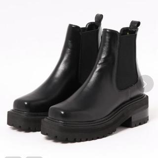 スライ(SLY)のSLY サイドゴア ブーツ(ブーツ)