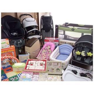【送料無料】 出産準備セット 「ベビー用品」「簡易ベッド(グレコ)」ほか多数(ベビーベッド)
