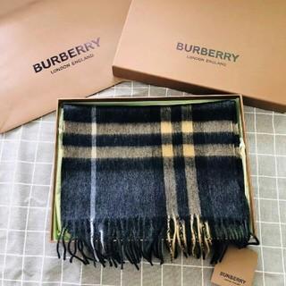 BURBERRY - BURBERRYマフラー