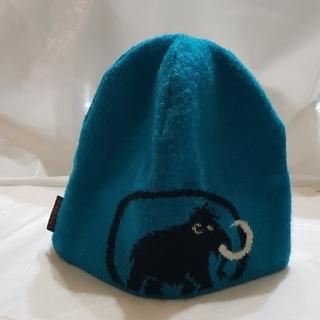 マムート(Mammut)のMAMMUT  ニット帽子(登山用品)