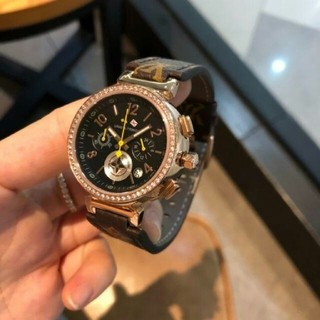 LOUIS VUITTON - ☆ 高級製品☆ ルイヴィトン 腕時計 33mm  早い者勝ち!