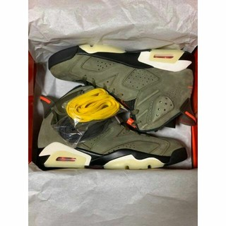 NIKE - AIR JORDAN 6 RETRO SP 28.cm
