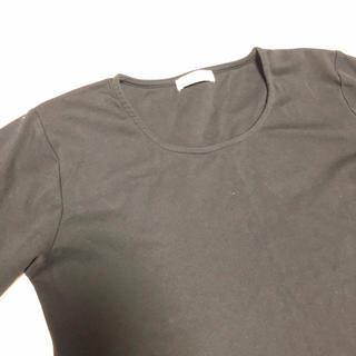 ベルメゾン(ベルメゾン)のベルメゾンのTシャツ*Lサイズ*ブラック(Tシャツ(半袖/袖なし))