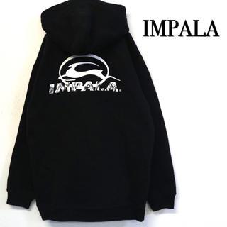 美品 90's IMPALA スウェットパーカー