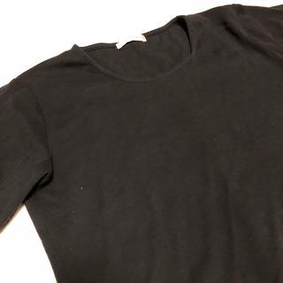 ベルメゾン(ベルメゾン)のベルメゾンのTシャツ*LLサイズ*黒(Tシャツ(半袖/袖なし))