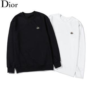 ディオール(Dior)の[2枚8000円送料込み]Diorディオール 長袖 トレーナースウェット男女兼用(スウェット)