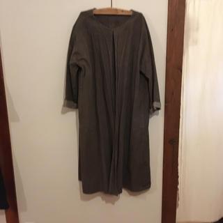 DANTON - 草木染め コート