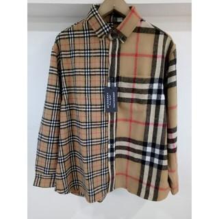 BURBERRY - ★BURBERRYバーバリー★ シャツ ワイシャツ L 長袖