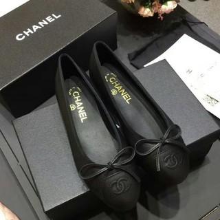 CHANEL - Chanelシャネル バレエシューズ 綺麗 箱付き 正規品