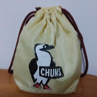 チャムス(CHUMS)のチャムス公式ショップの巾着(ポーチ)