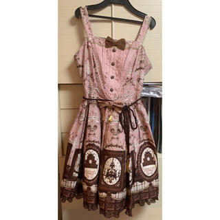 Angelic Pretty - ミュゼチョコ  3点セット