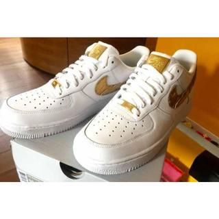 NIKE - NIKE AIR FORCE 1 CR7 GOLDEN PATCHWORK