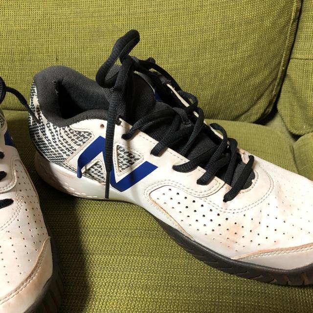 New Balance(ニューバランス)のニューバランステニスシューズ スポーツ/アウトドアのテニス(シューズ)の商品写真
