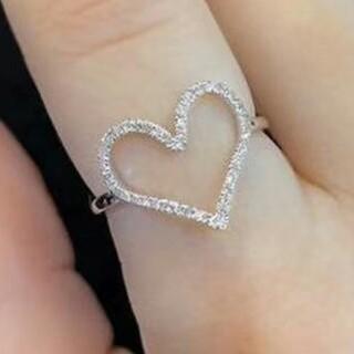 ティファニー(Tiffany & Co.)の美品Tiffany&Co.リング ティファニー  指輪 レディース 正規品(リング(指輪))