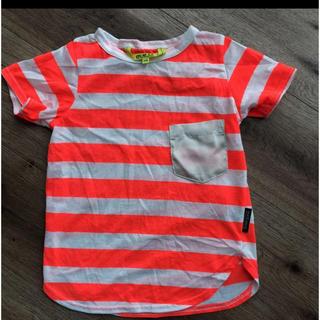 FITH - meltボーダーTシャツ 110cm