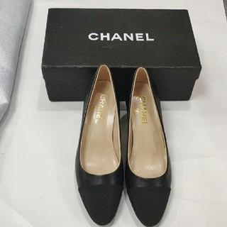 CHANEL - 超人気 Chanel シャネル ハイヒール シューズ 正規品