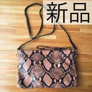 BARNEYS NEW YORK - 新品◆定価24,200円◆GIANNI CHIARINIクラッチショルダーバッグ