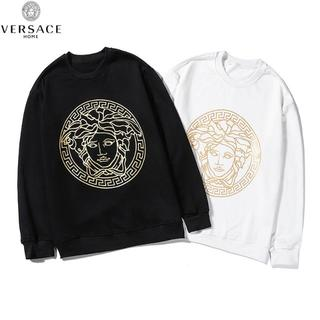 VERSACE - [2枚8000円送料込み]Versace ヴェルサーチ長袖 トレーナー男女兼用