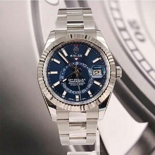 ROLEX - 男表326934自動機械時計