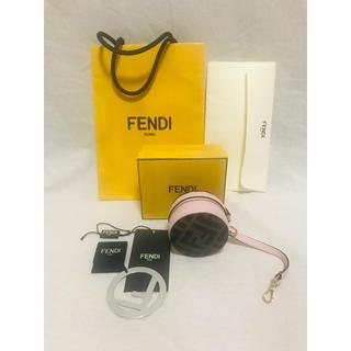 フェンディ(FENDI)の2019年秋冬新作 フェンディ  エコバッグ 丸型ポーチ付き 未使用(トートバッグ)