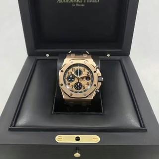 オーデマピゲ(AUDEMARS PIGUET)のAudemars Piguet バラゴールド機械男子時計(腕時計(アナログ))